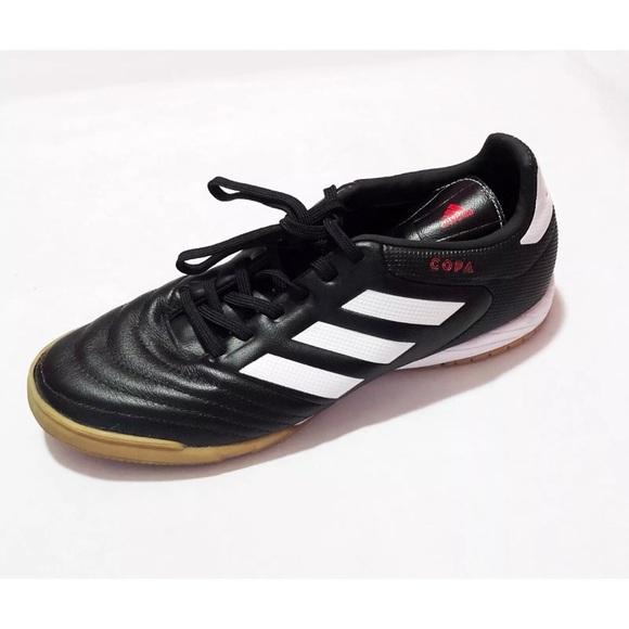 adidas Shoes   Copa Mens Black Indoor
